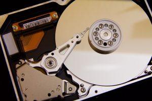 disco duro limpiar