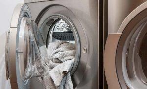 Limpiar filtro de lavadora muy sucio