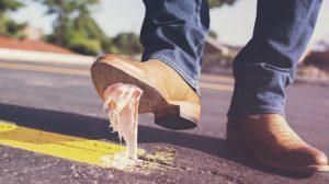 limpiar las zapatillas de gamuza
