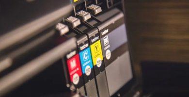limpieza de una impresora