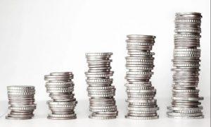 Limpiar monedas de plata