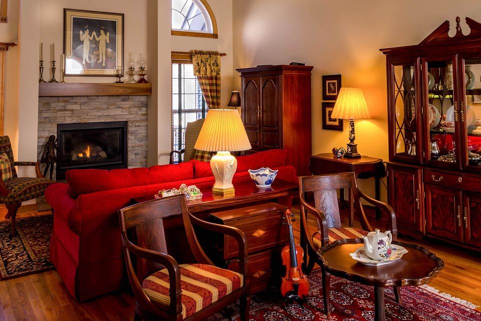 Mantener los muebles antiguos