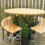 Limpiar muebles de madera barnizados